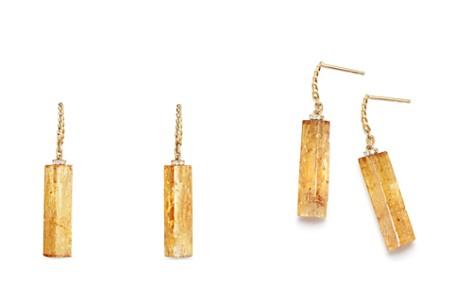 David Yurman Bijoux Fine Bead & Chain Earrings with Imperial Topaz - Bloomingdale's_2