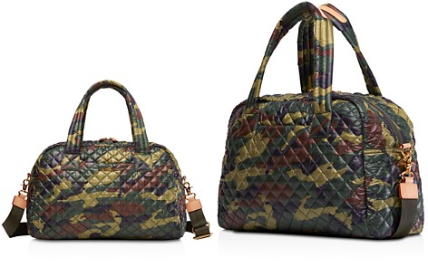 MZ WALLACE Camo Jimmy Weekender - Bloomingdale's_2
