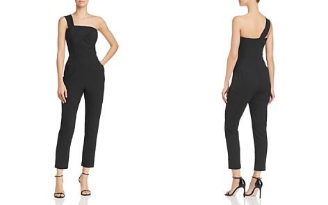 Adelyn Rae Ardia One-Shoulder Jumpsuit - Bloomingdale's_2