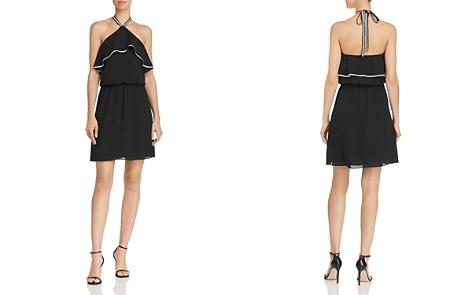 WAYF Velletri Ric Rac Halter Dress - Bloomingdale's_2