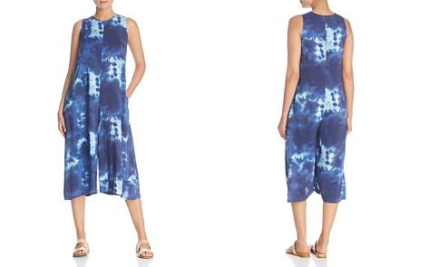 Cupio Tie-Dye Wide-Leg Crop Jumpsuit - Bloomingdale's_2