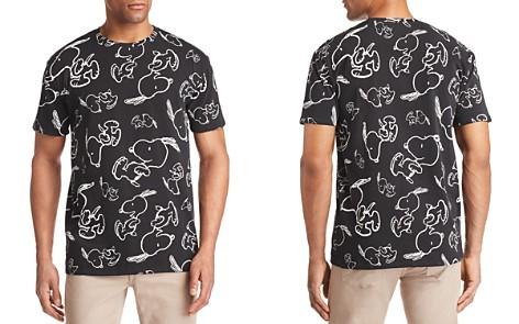 Eleven Paris Snoopy Print Tee - Bloomingdale's_2