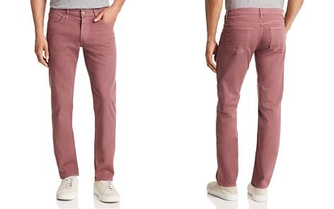 J Brand Tyler Slim Fit Jeans in Pavo - Bloomingdale's_2
