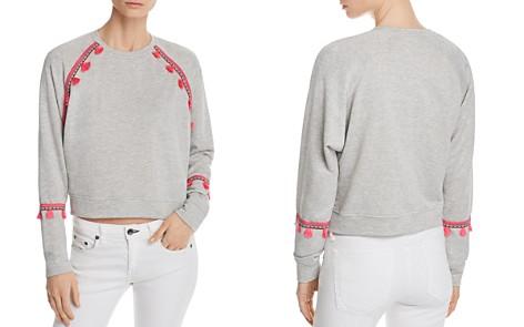 Generation Love Devon Tassel Sweatshirt - Bloomingdale's_2