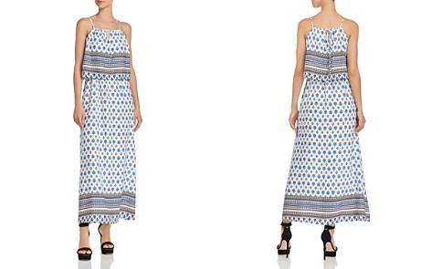 AQUA Tile Print Maxi Dress - 100% Exclusive - Bloomingdale's_2