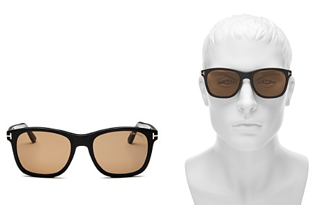 Tom Ford Men's Eric Square Sunglasses, 55mm - Bloomingdale's_2