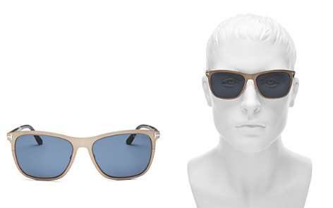 Tom Ford Alasdhair Square Sunglasses, 55mm - Bloomingdale's_2