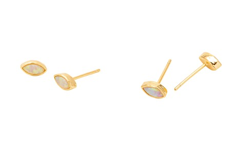 Gorjana Rumi Stud Earrings - Bloomingdale's_2