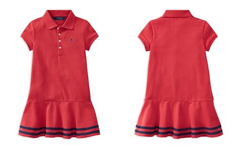 Polo Ralph Lauren Girls' Drop-Waist Polo Dress - Little Kid - Bloomingdale's_2