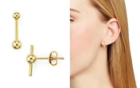 Argento Vivo Sphere Mismatch Earrings - Bloomingdale's_2