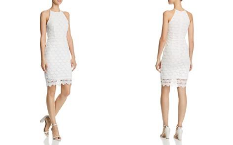 AQUA Scalloped Lace Body-Con Dress - 100% Exclusive - Bloomingdale's_2
