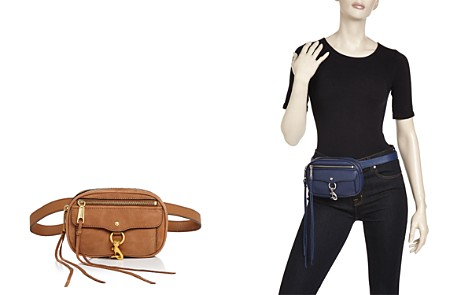Rebecca Minkoff Blythe Convertible Leather Belt Bag - Bloomingdale's_2