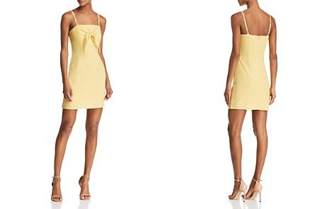Re:Named Betsy Tie Overlay Dress - Bloomingdale's_2