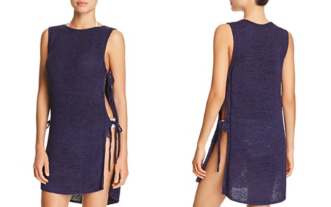 Tommy Bahama Side Tie Sweater Swim Cover-Up - Bloomingdale's_2