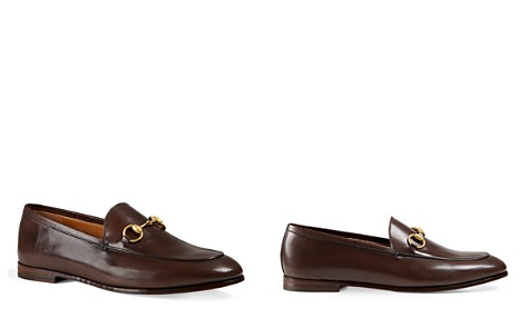 Gucci Women's Jordaan Leather Loafers - Bloomingdale's_2