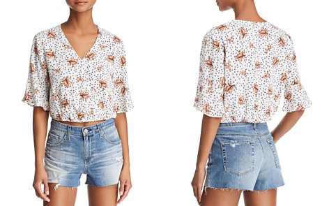 Sage the Label Place In Sun Floral Blouse - Bloomingdale's_2