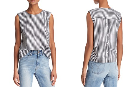 FRENCH CONNECTION Sardinia Stripe Top - Bloomingdale's_2