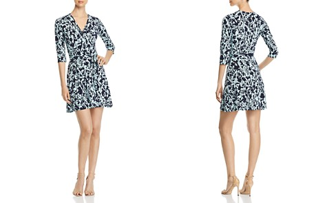 Leota Perfect Wrap Mini Dress - Bloomingdale's_2