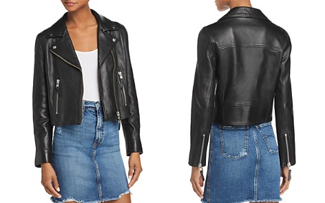 Nobody Classic Leather Jacket - Bloomingdale's_2
