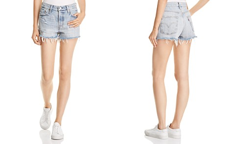 Levi's 501 Denim Shorts in Waveline - Bloomingdale's_2