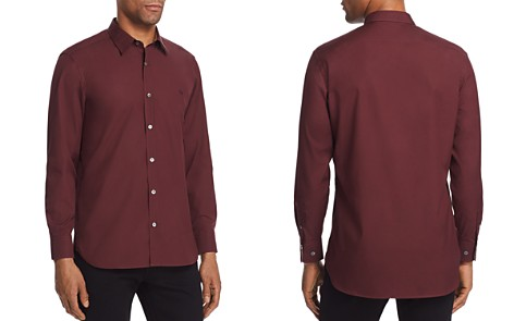 Burberry William Regular Fit Sport Shirt - Bloomingdale's_2