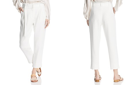 CATHERINE Catherine Malandrino Arturo Belted Paperbag-Waist Pants - Bloomingdale's_2