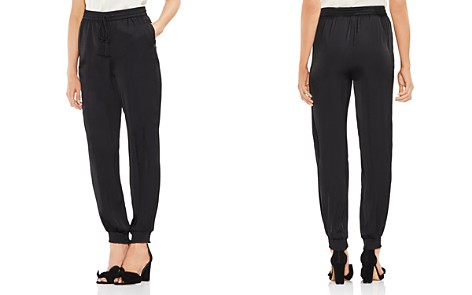 VINCE CAMUTO Smocked Jogger Pants - Bloomingdale's_2