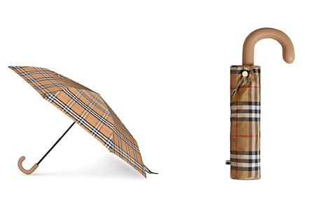 Burberry Vintage Check Umbrella - Bloomingdale's_2