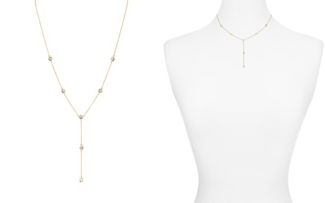 "AQUA Lariat Necklace, 14"" - 100% Exclusive - Bloomingdale's_2"