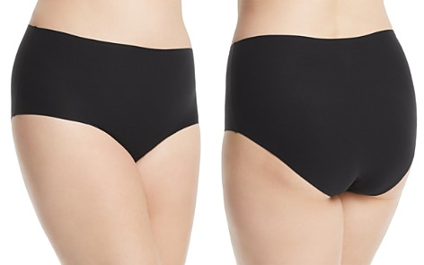 Chantelle Plus Soft Stretch One-Size Briefs - Bloomingdale's_2