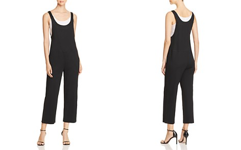 Kenneth Cole Relaxed Layered Crop Jumpsuit - Bloomingdale's_2