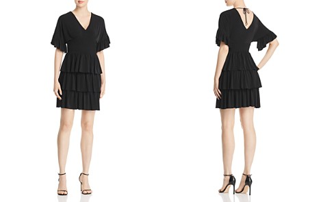 MICHAEL Michael Kors Tiered Ruffle Dress - 100% Exclusive - Bloomingdale's_2