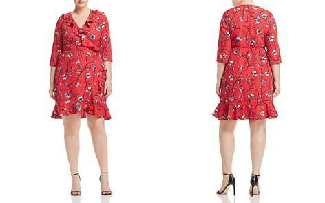 JUNAROSE Plus Miriaz Floral-Print Wrap Dress - Bloomingdale's_2