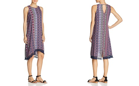Love Scarlett Printed Fringe-Hem Dress - Bloomingdale's_2