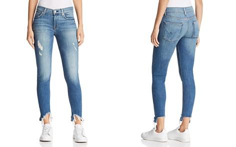 Hudson Nico Crop Skinny Jeans in Bite Back - Bloomingdale's_2