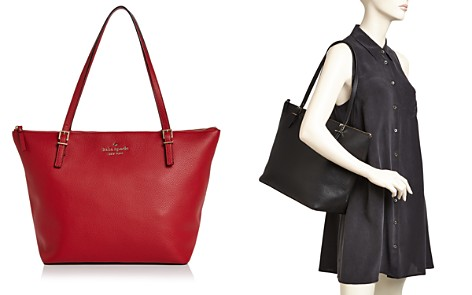 kate spade new york Maya Leather Tote - Bloomingdale's_2