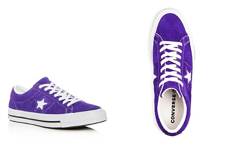 Converse Men's One Star Court Suede Lace Up Sneakers - Bloomingdale's_2
