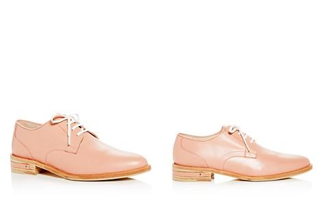 Freda Salvador Women's Strut Leather Plain Toe Oxfords - Bloomingdale's_2