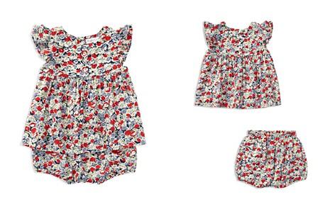 Ralph Lauren Girls' Floral Dress & Bloomers Set - Baby - Bloomingdale's_2
