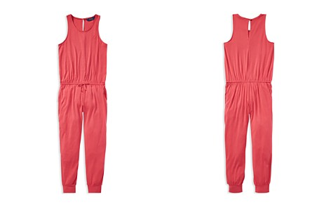 Polo Ralph Lauren Girls' Romper - Big Kid - Bloomingdale's_2