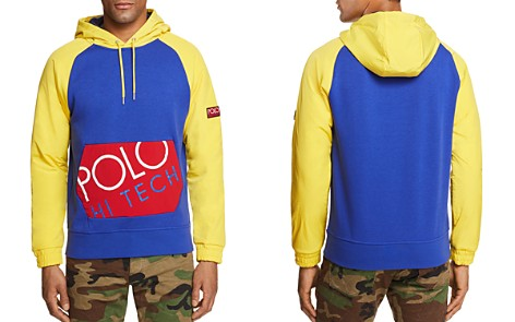 Polo Ralph Lauren Polo Hybrid Color-Block Sweatshirt - 100% Exclusive - Bloomingdale's_2