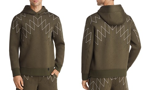 BLACKBARRETT by Neil Barrett Football Net Hooded Sweatshirt - Bloomingdale's_2