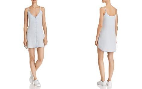 DL1961 Minetta Chambray Slip Dress - Bloomingdale's_2