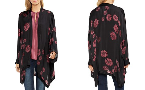 VINCE CAMUTO Floral-Print Kimono - Bloomingdale's_2