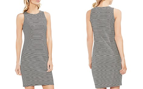 VINCE CAMUTO Sleeveless Striped Dress - Bloomingdale's_2