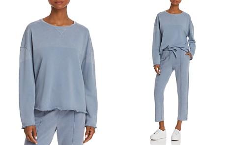 ATM Anthony Thomas Melillo Chroma Distressed Sweatshirt - Bloomingdale's_2