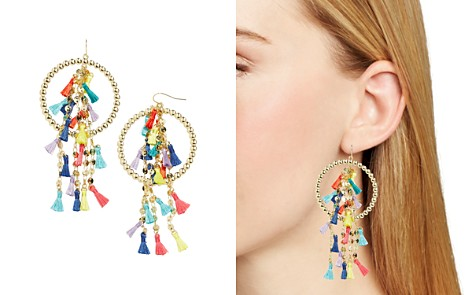 BAUBLEBAR Curacao Tasseled Drop Earrings - Bloomingdale's_2