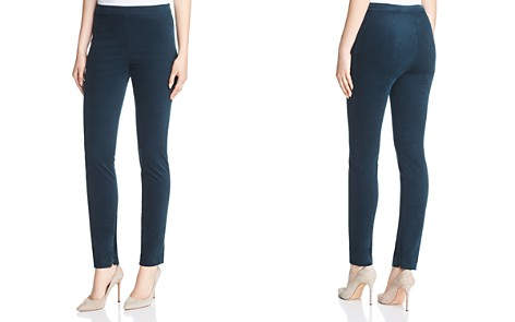 Theory High Rise Corduroy Leggings - Bloomingdale's_2