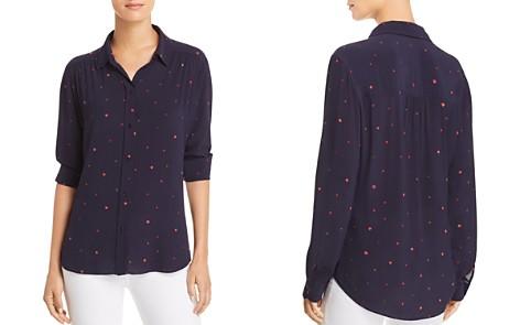 Joie Brenta Ladybug Print Shirt - Bloomingdale's_2