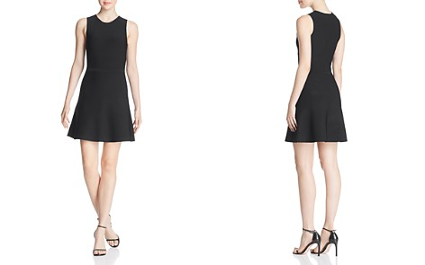 Theory Flare Dress - Bloomingdale's_2